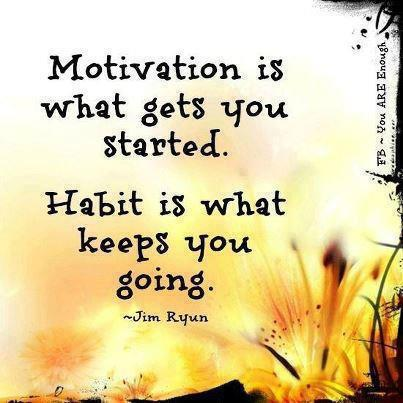 Day 8 - Motivation